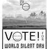 Vote World Silent Day
