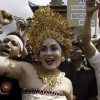 Balinese Reject Law of Pornography!