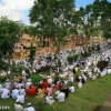 The Peak of Grand Panca Bali Krama Ceremony