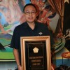 Hard Rock Hotel Bali received the 2008 Tax Award for the Best Tax Payer for 4 Star Hotels in Badung Regency