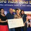 Bali Sruti Foundation receives donation of Rp.10.000.000,-