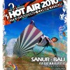 KITEBOARDING returns to Sanur for the 5th HOTAIR! 2010