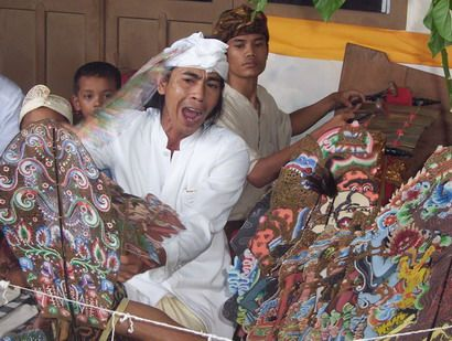 wayang lemah