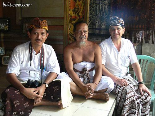 Dasaran or Mangku