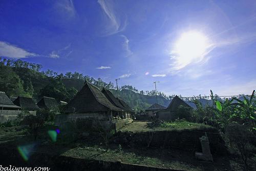 Belandingan Village