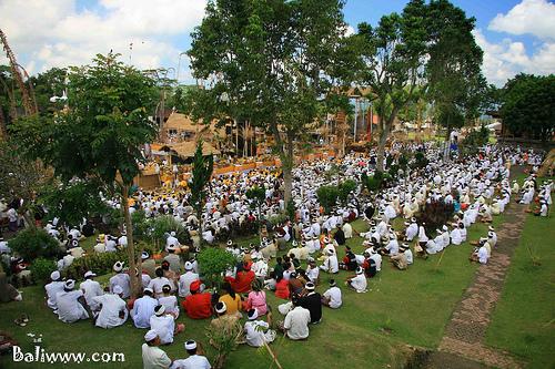 Panca Bali Krama Ceremony