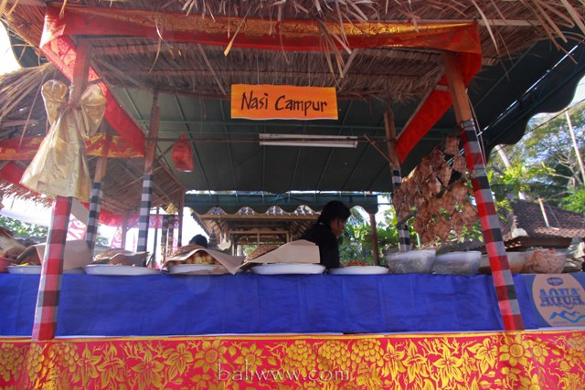 Food Festival at Kuta Carnival 2009