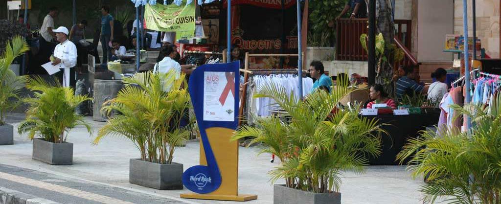 HIV Bazaar