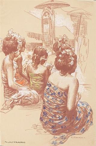 Bali Studien - 1926