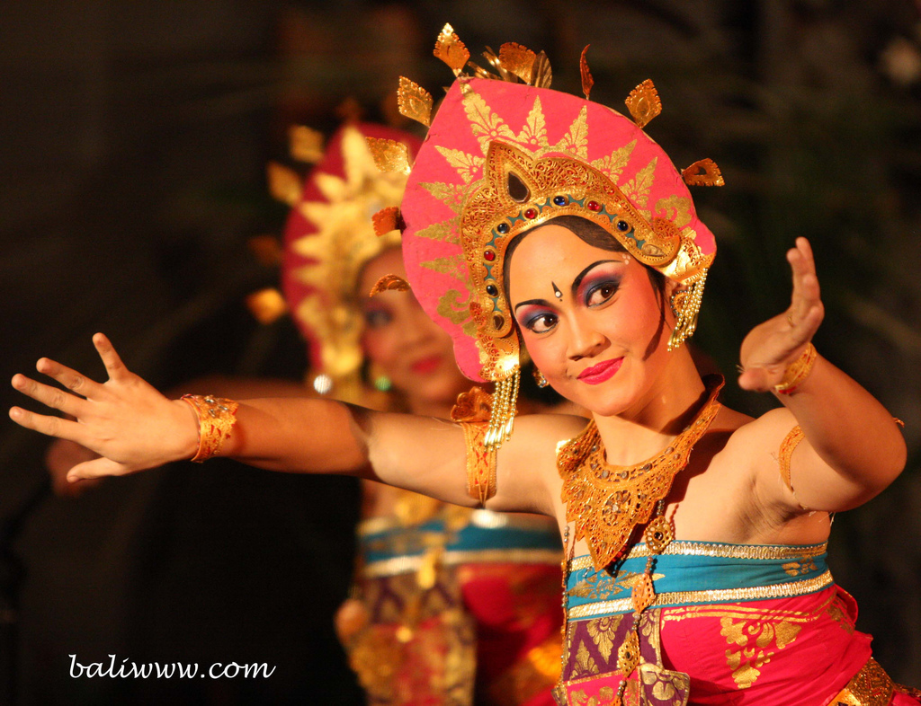 Balinese Indonesian Culture an Exotic Balinese Cultural
