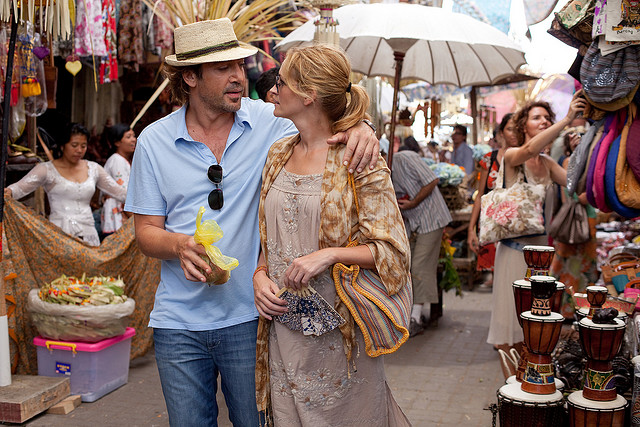 'Eat Pray Love' and eat some more